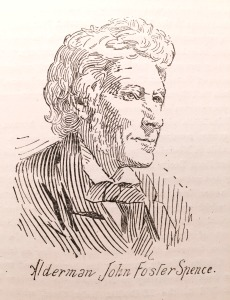 Alderman John Foster Spence