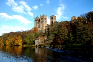 Durham Cathedral  Autumn