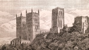 Durham Cathedral - From the South-West
