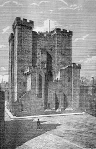 Castle Keep, 1887