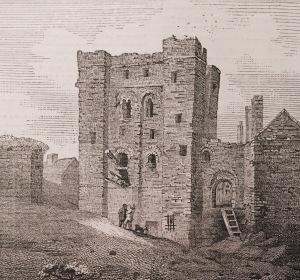 Castle Keep, 1810