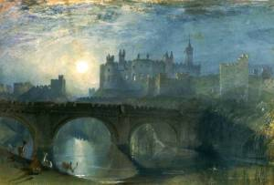 Alnwick Castle, Northumberland circa 1829 Joseph Mallord William Turner 1775-1851 Art Gallery of South Australia, Adelaide; South Australian Government Grant 1958 http://www.tate.org.uk/art/work/TW0864