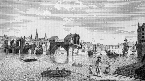 Tyne Bridge After The Flood