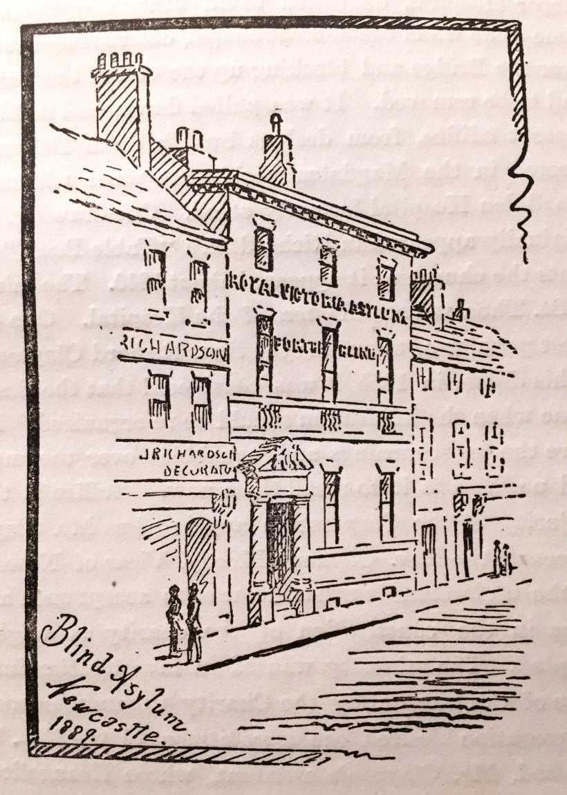 Blind Asylum, Northumberland Street