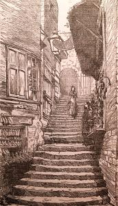 Castle Garth Stairs