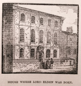 House Where Lord Eldon was Born