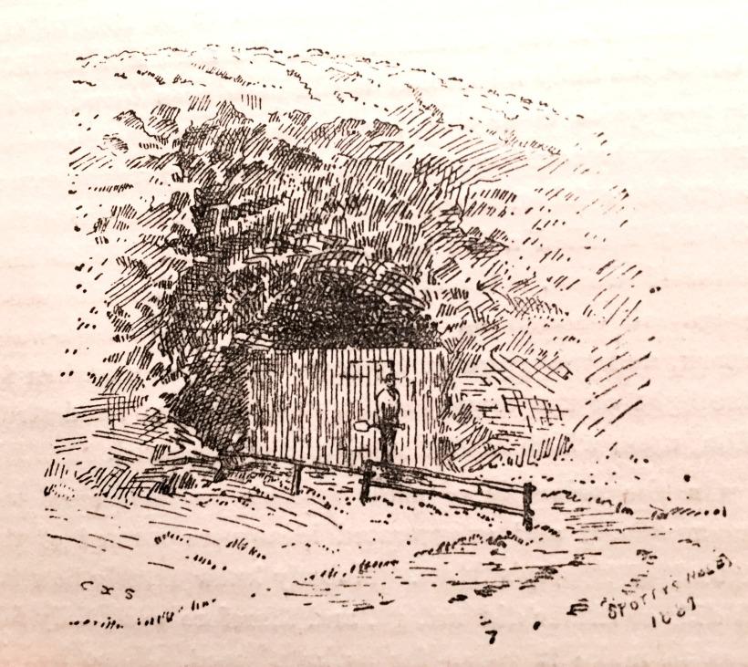 Spottys Hole, 1887 (1)