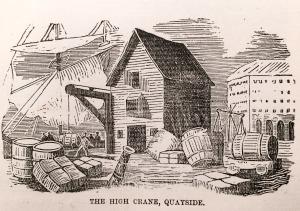 The High Crane, Quayside