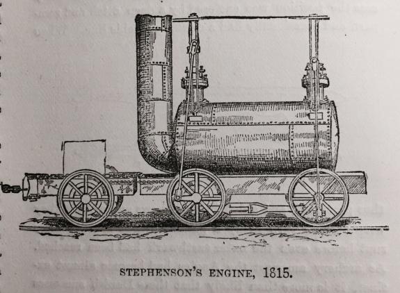 Stephensons Engine