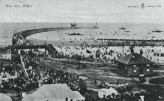 Opening Roker Pier 1903