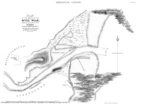 River Wear Plan 1804
