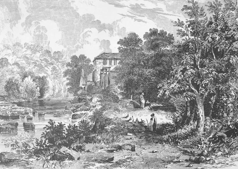 1 Bardon Mill