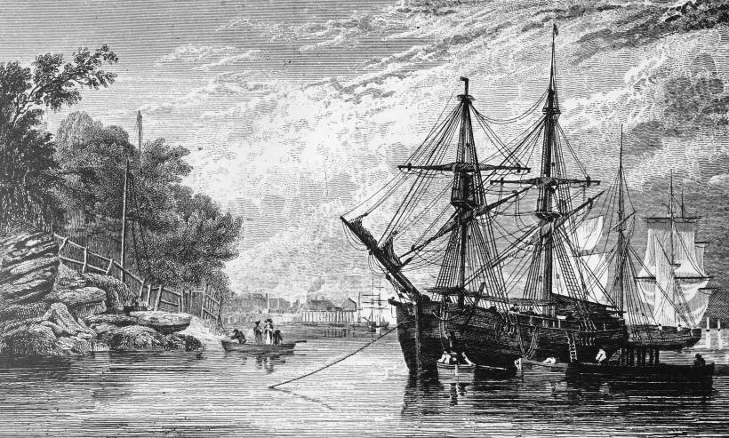 19 Felling Boat Landing