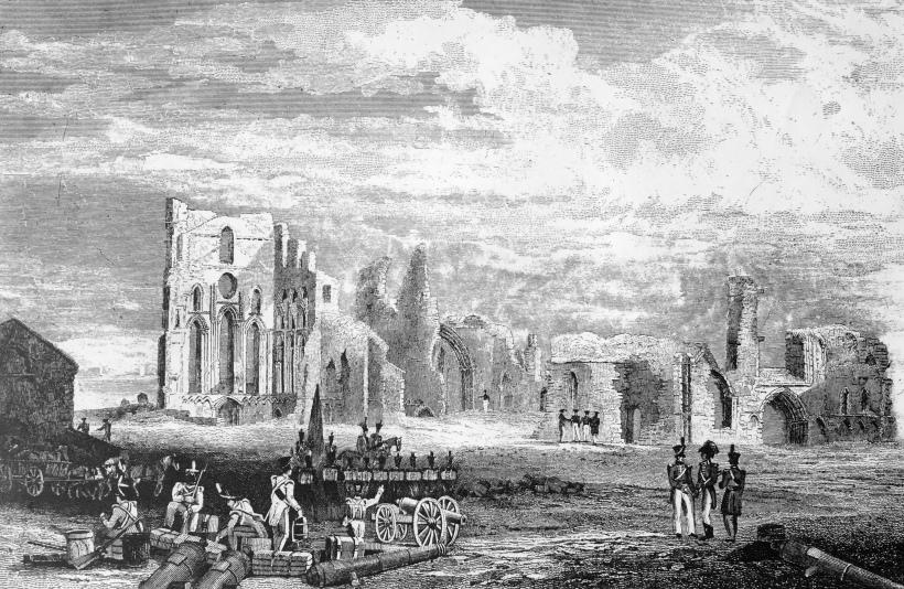 31 Tynemouth Priory