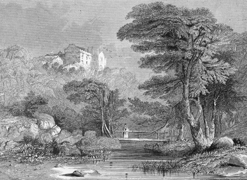 4 Aydon Castle
