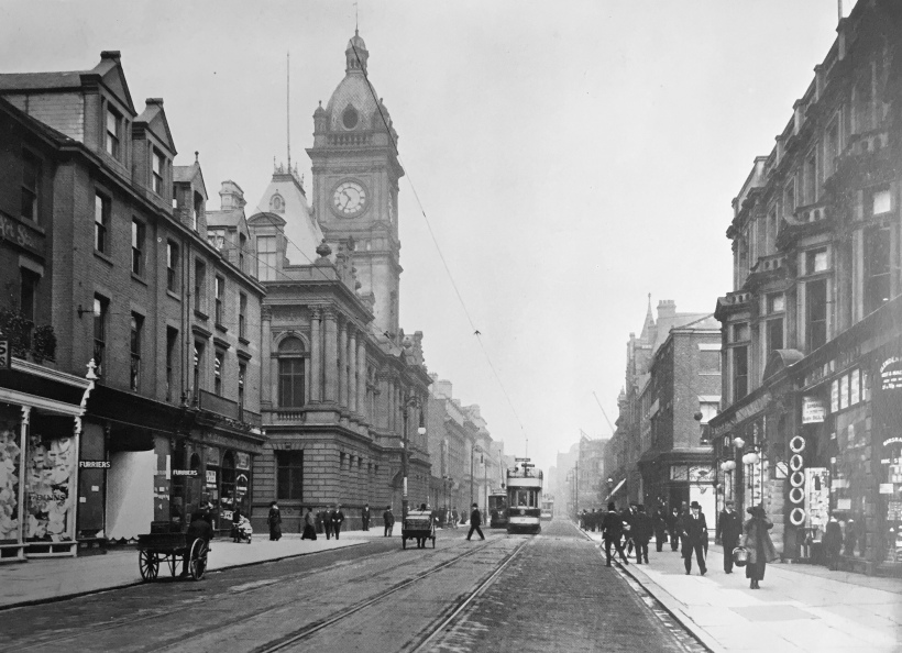 Fawcett Street