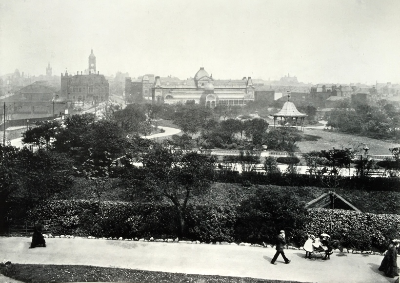 General View of Sunderland from Mowbray Park