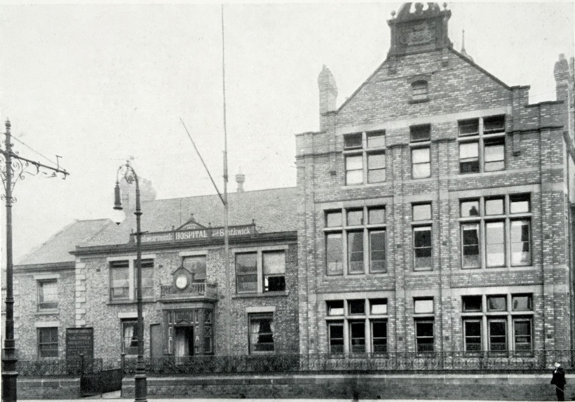 Monkwearmouth Hospital