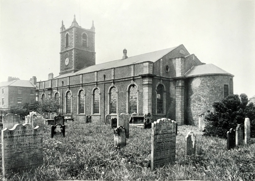 Sunderland Parish Church